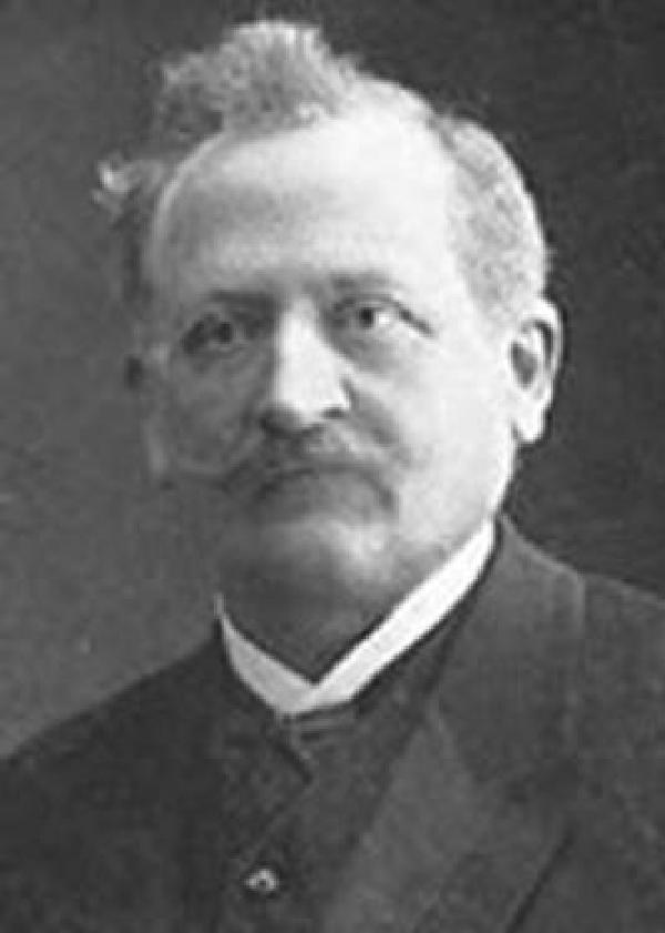Joseph Frenken, Porträtfoto