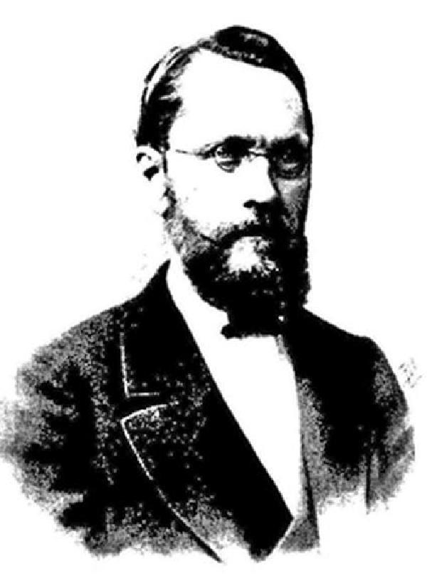 Adolf Achenbach, Porträtfoto