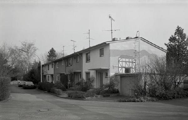 Katholikentagssiedlung, Pater-Delp-Straße, 1990