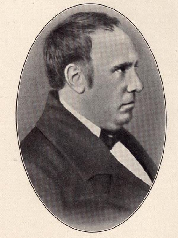 Johann Wilhelm Joseph Braun, Porträtfoto