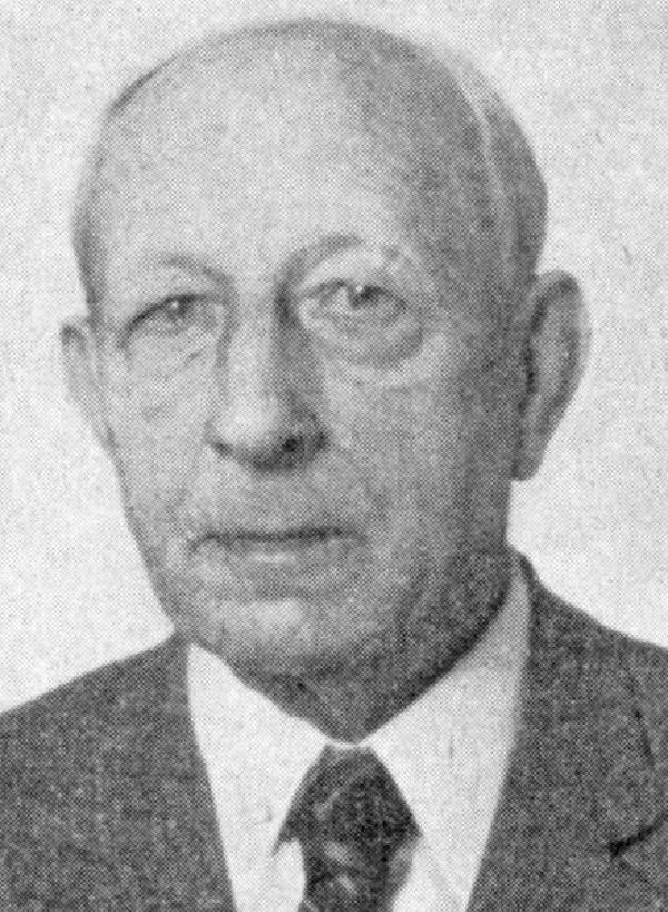 Erwin Albrecht, Porträtfoto