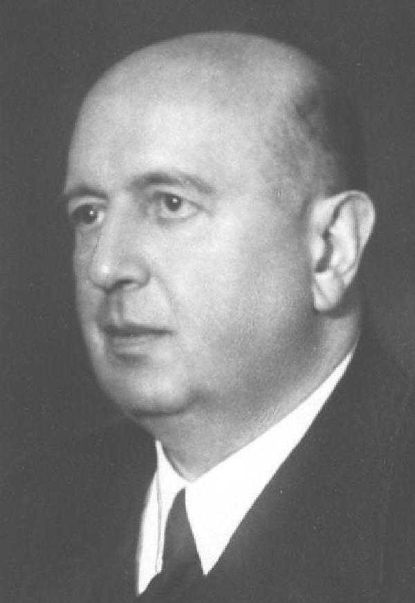 Fritz Tillmann, Porträtfoto