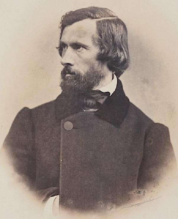 Joseph von Keller, Porträtfoto von Mathias Radermacher, undatiert