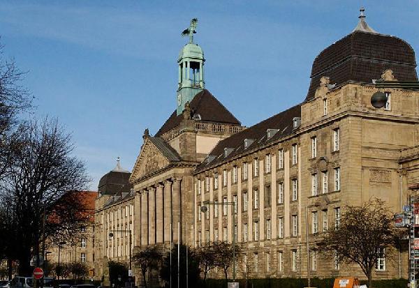 Bezirksregierung Düsseldorf, ehemals Sitz mehrerer Sonderverwaltungen, 2010