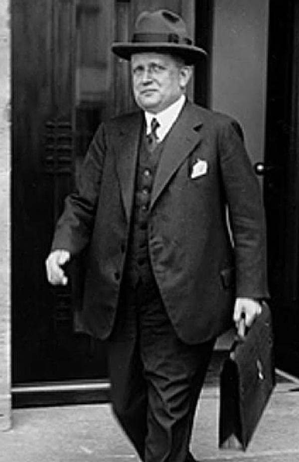 Franz Bracht, um 1932