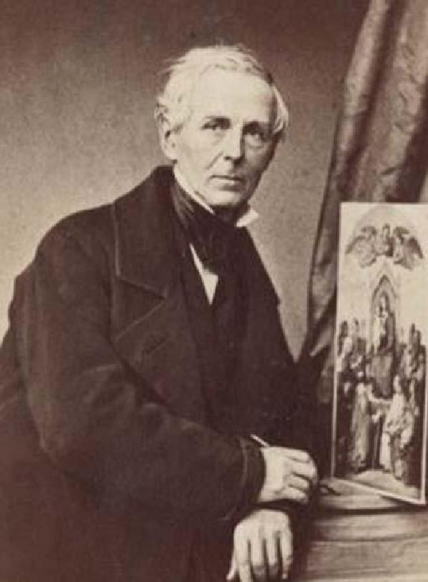 Heinrich Maria von Hess, Original: Staatliche Graphische Sammlung München