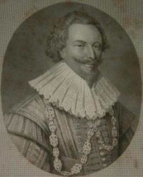 Floris von Palant, zeitgenössisches Porträt