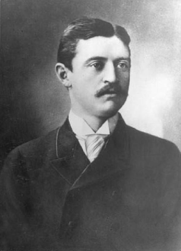 Reinhard Mannesmann, um 1881, Porträtfoto