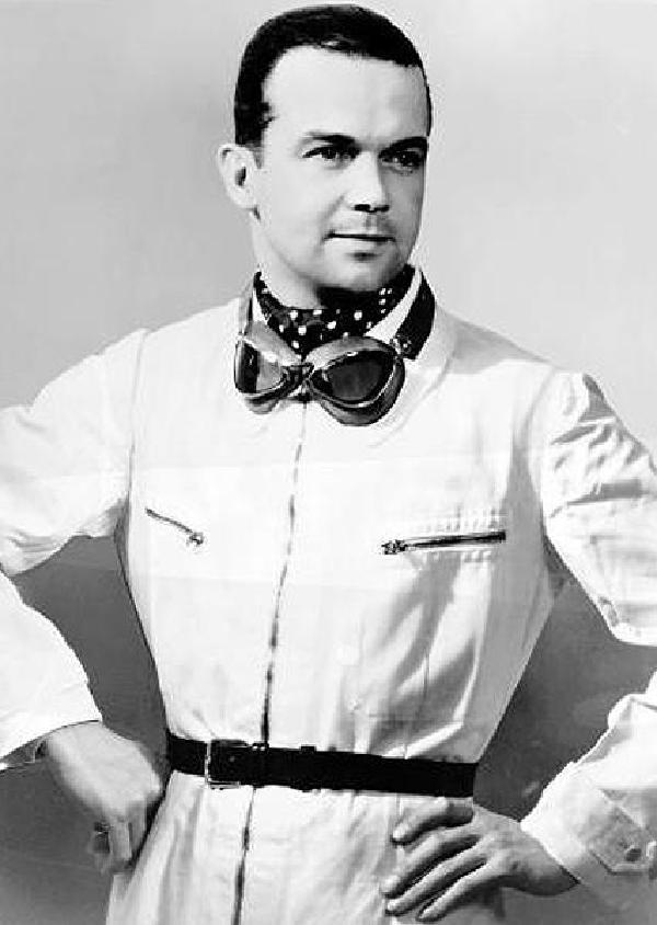 Rudolf Caracciola, Porträtfoto, um 1938