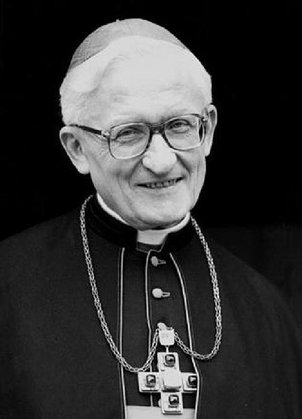 Joseph Kardinal Höffner, Porträtfoto