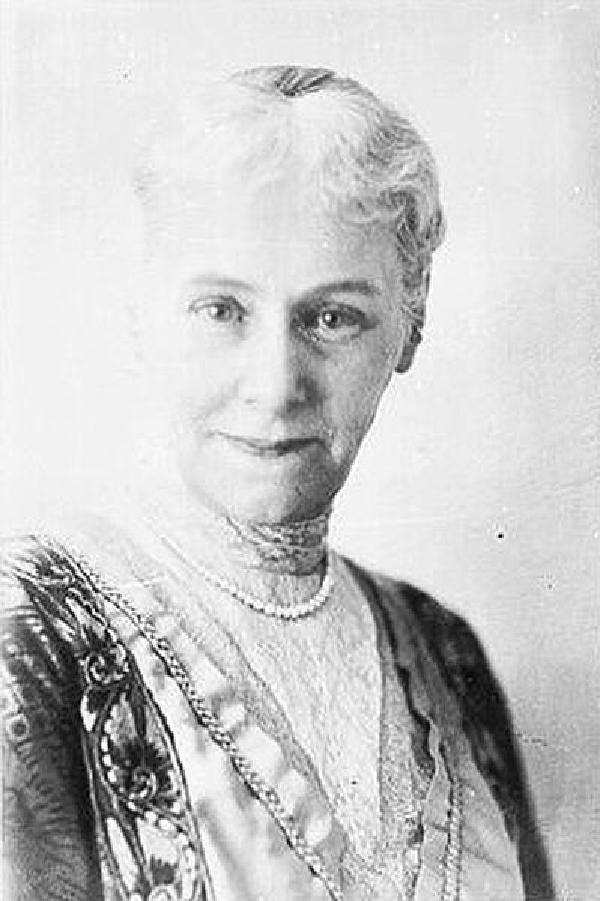 Mathilde von Mevissen, Porträtfoto
