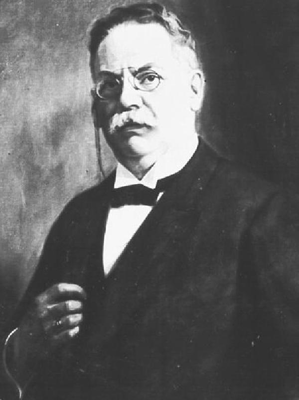 Karl Trimborn, Porträtfoto