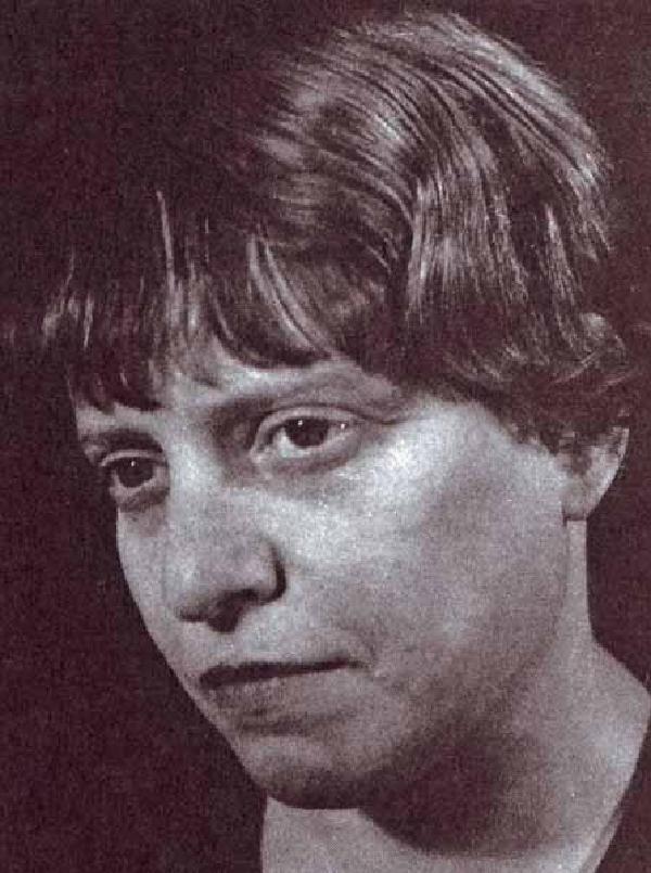 Luise Straus, Paris, um 1936