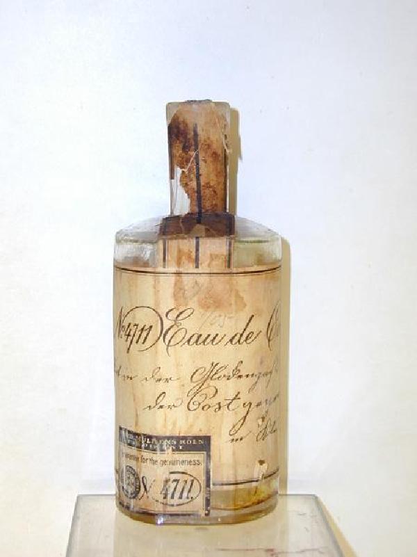 4711-Fläschchen, nach 1881