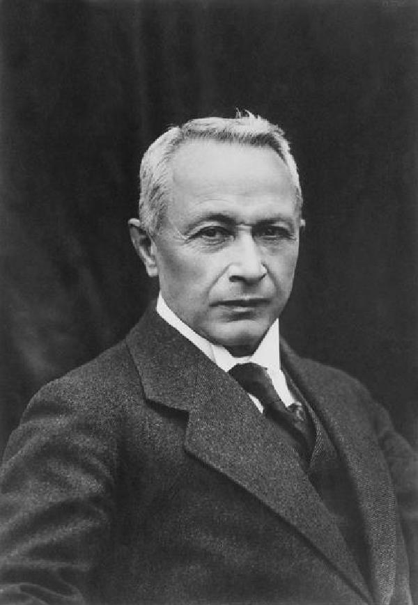 Hugo Junkers, Porträtfoto