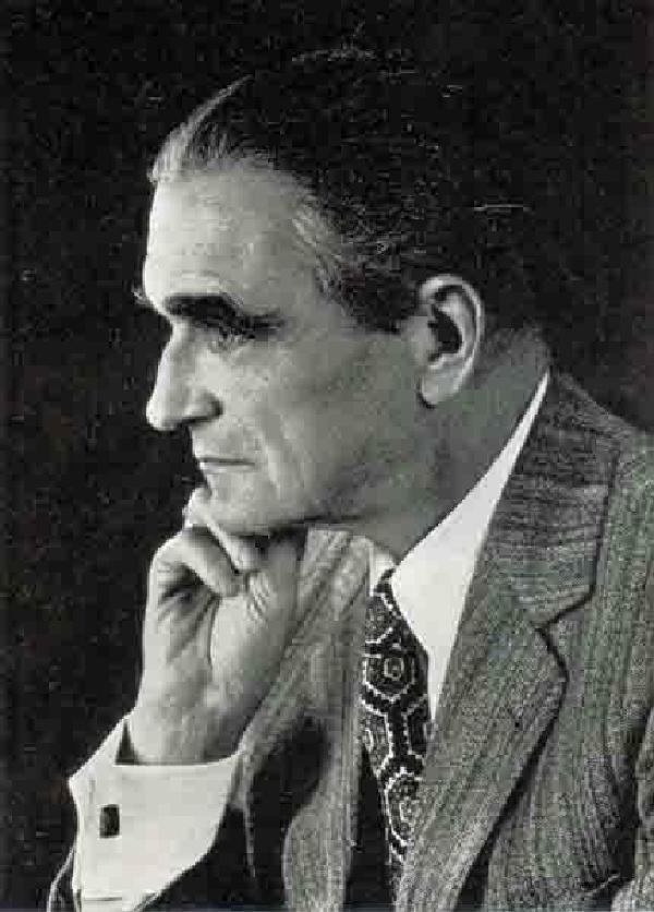 Ernst Rudolf Huber, Porträtfoto